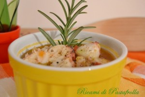 zuppa polpo