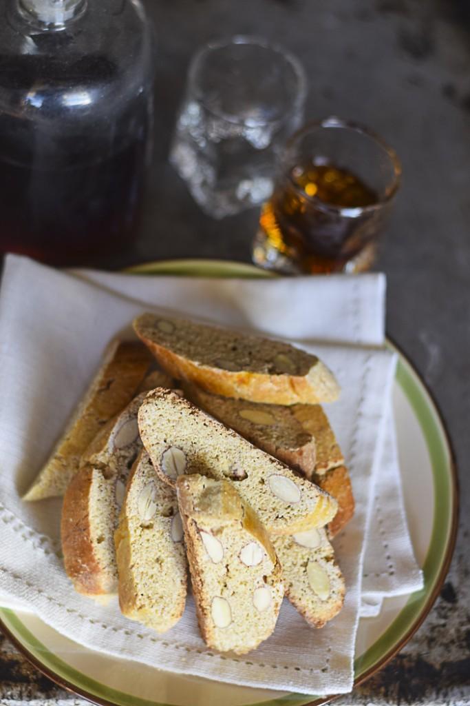 cantucci, mandorle, ricette toscane