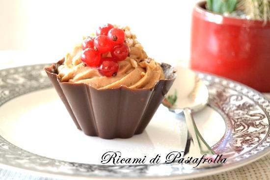 mousse alla nocciola, cioccolato, ricette dolci, dolci al cioccolato, dessert,