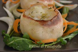 Tartare_baccalà_lardo_colonnata_secondi piatti, ricetta veloce, ricetta facile