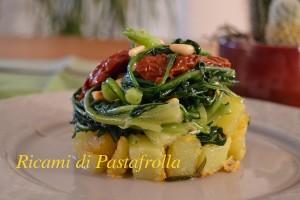 Piatto unico_vegetariano_catalogna
