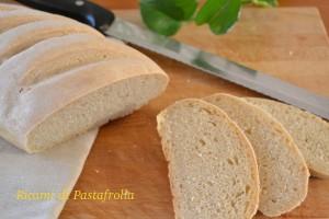 Pane comune lievito madre