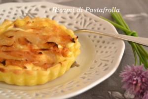 antipasto, finger food, crostata,