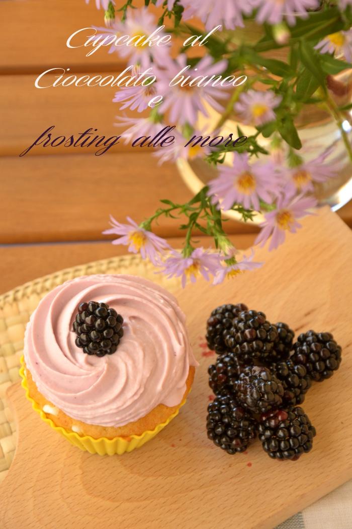 cupcake, more, frosting, dolcetti, stampini silicone, colazione, ricette bambini