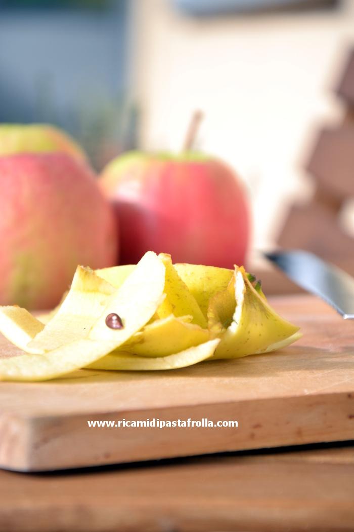 bucce mela