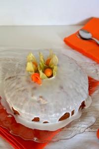 carrot cake, dolce carote e mandorle, dolci colazione, dolci dispensa, dolce leggero,