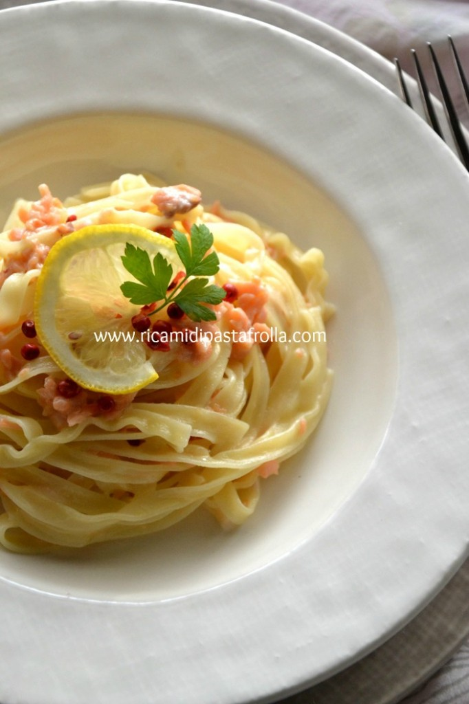 pasta salmone 1