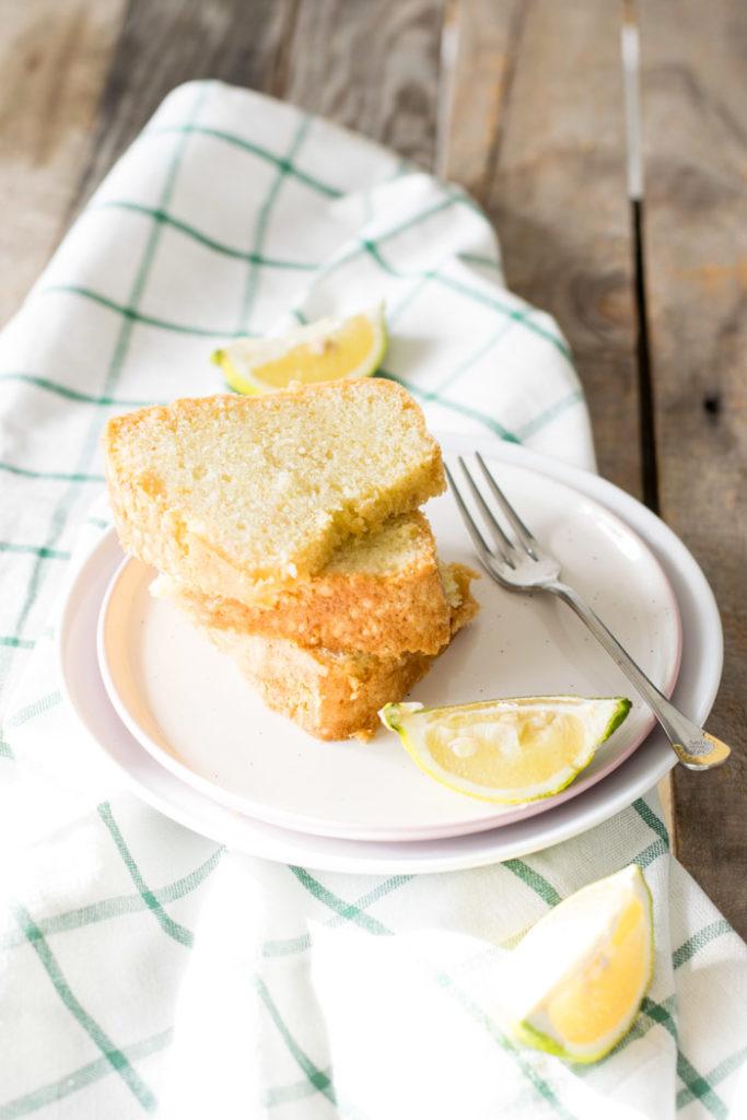 Lemon cake americana