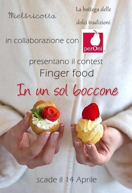 contest finger 1