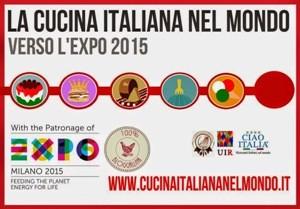 banner la cucina italiana nel mondo