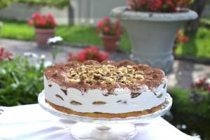 tiramisu, dessert, dolce estivo,
