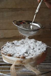panforte, dolci miele, mandorle, dolci di natale, tradizione toscana