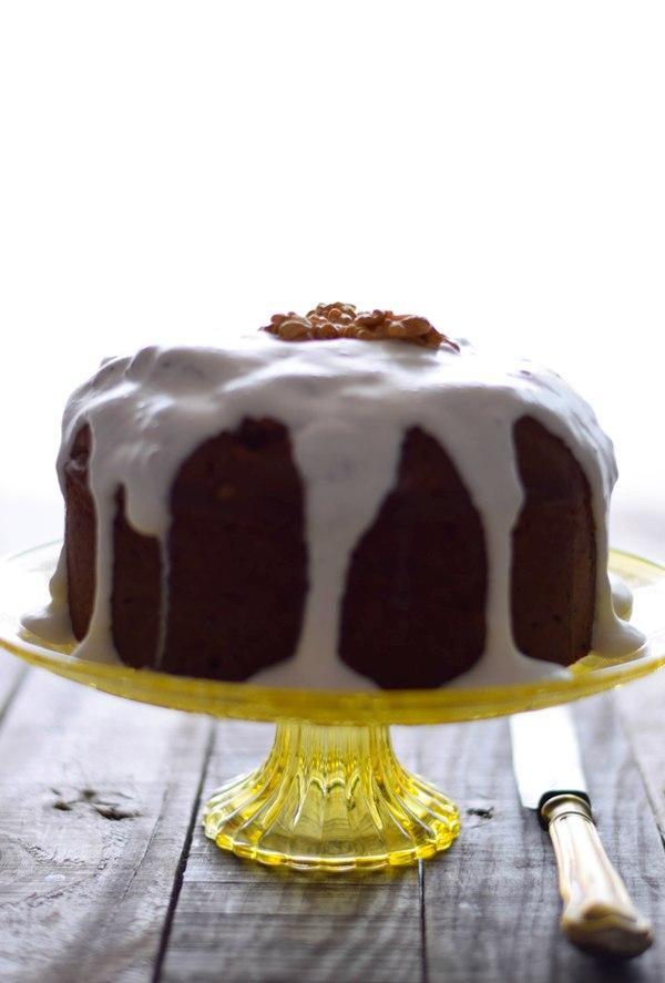 torta cioccolato, noci, ricami di pastafrolla