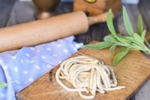 pici fatti in casa, pasta fresca, prodotti tipici