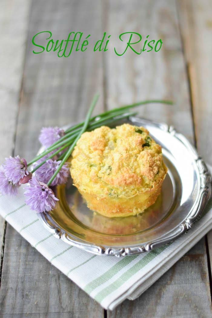 antipasto, soufflé, riso asparagi, finger food, ricette del riciclo