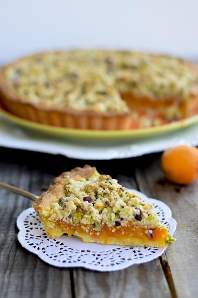crostata albicocche pistacchi-9
