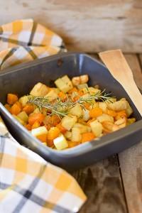 zucca gialla, zucca, al forno, contorno verdure, contorno zucca