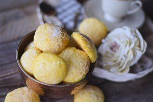 cookies al limone, ricotta, ricette dolci veloci,