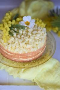 dolce festa della donna, ricetta torta mimosa