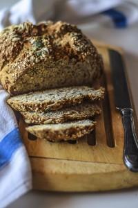 soda bread, pane senza lievito, pane irlandese