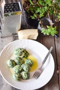 gnudi alla fiorentina, ricette toscane, ricamidipastafrolla