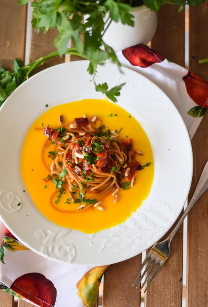 pasta dolcevita, ricette vegana, primi piatti light