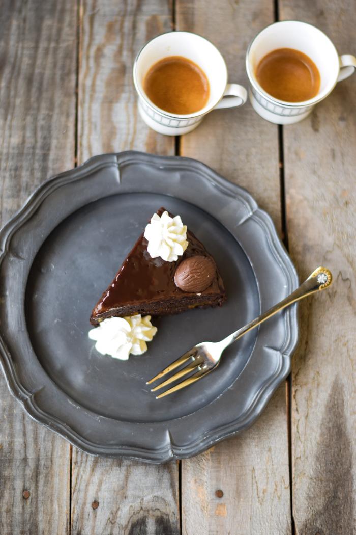 dolce cioccolato, dolce cacao, ricetta sacher,
