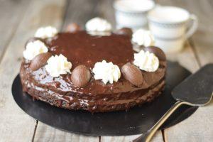 sacher, ricetta dolce cioccolato