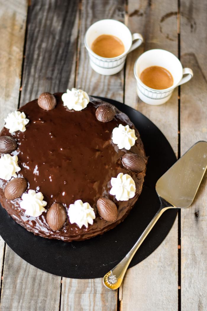 sachertorte, torta al cioccolato, dolci austriaci, dolci tradizionali,