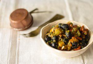 ricami di pastafrolla, ricette verdure, contorno, antipasto verdure