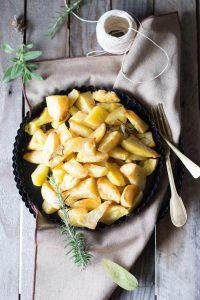 patate arrosto, verdure, ricette patate, patate croccanti, patate al forno
