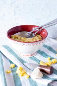 zuppa imperiale in brodo