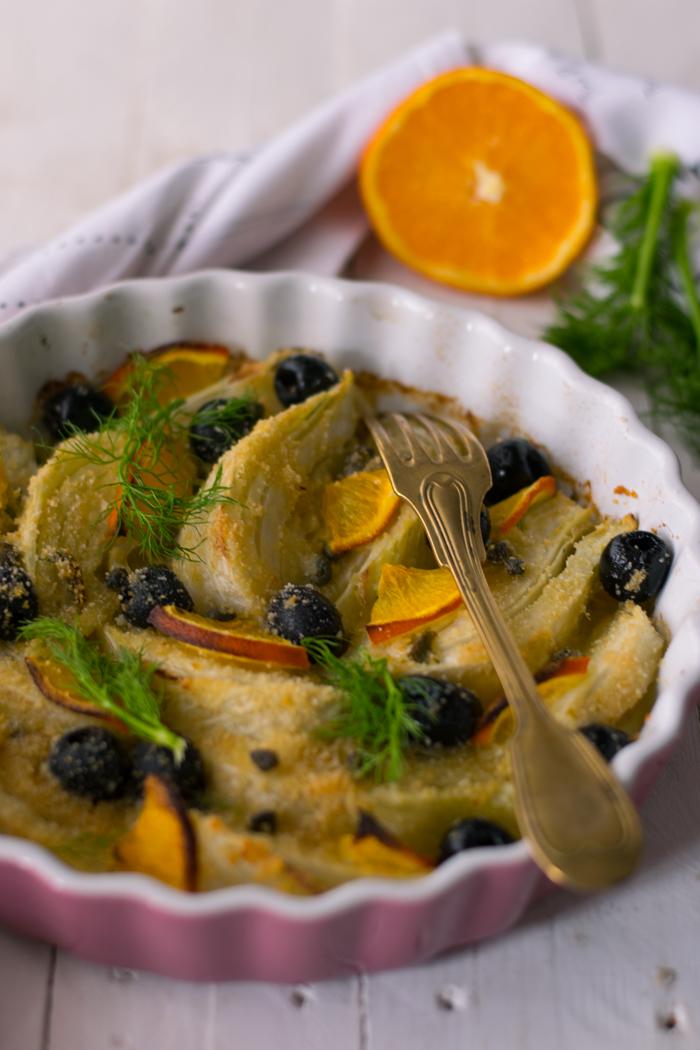 verdure, finocchi, idee cena, cena leggera, ricette light