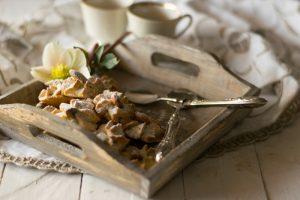 pasta di mandorle, dolcetti mandorle, pasticcini, da tè, pasticceria secca