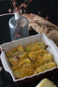 finocchi al forno, ricetta light, verdure di stagione, detox, senza besciamella, senza latticini,