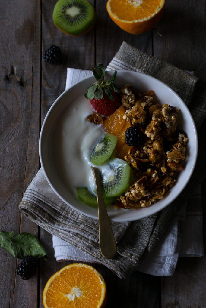 granola fatta in casa