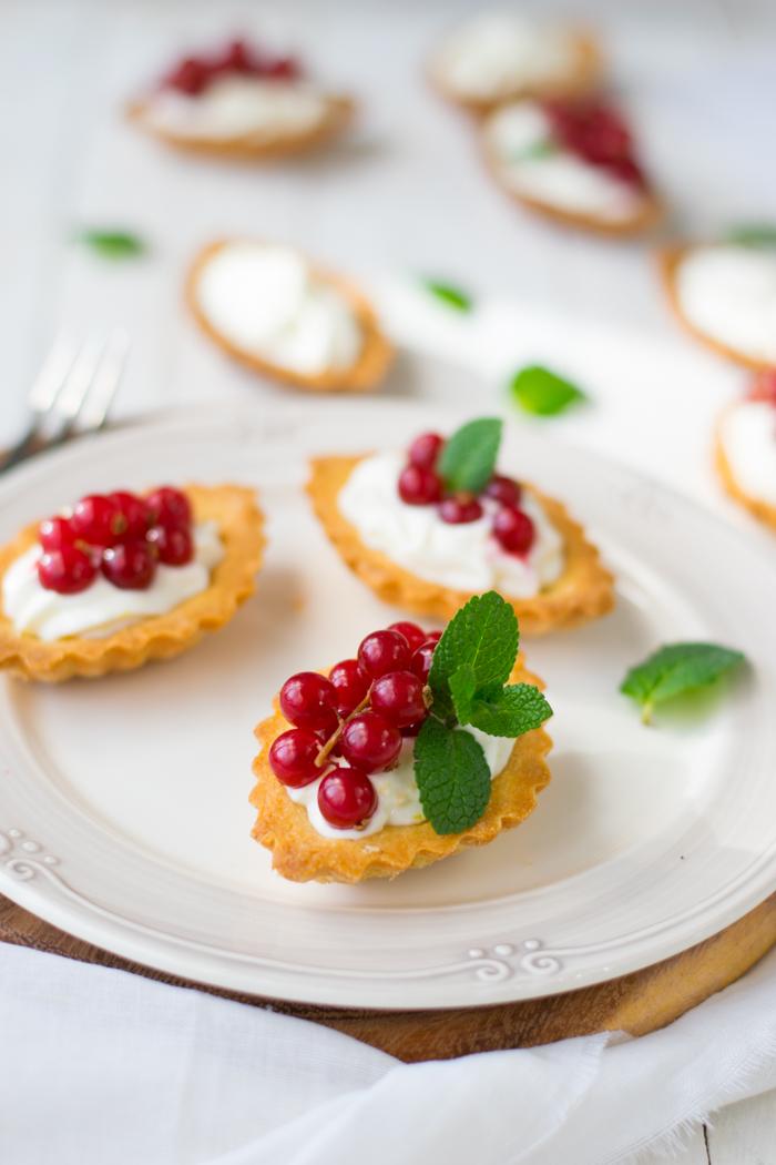 pasticceria fresca, cream al formaggio, mignon dolci,