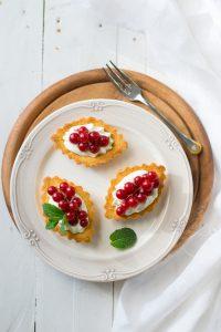 pasticceria mignon, tartellette ricotta, dolci buffet,