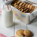 Cookies noci e cioccolato