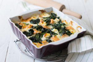 lasagne al forno, ricami di pastafrolla