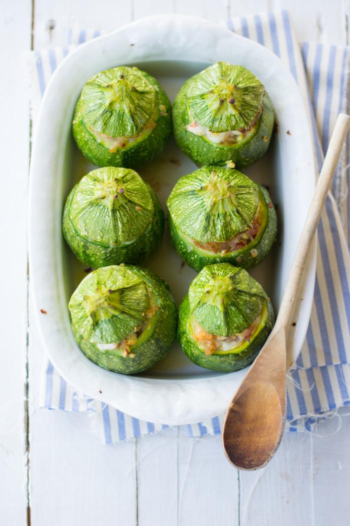 ricami di pastafrolla, zucchine al forno, ricette light, ricette estive,