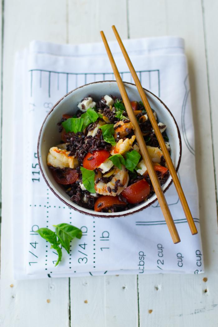 ricetta veloce, riso integrale, verdure, ricetta riso,