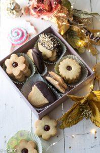 regali di natale, biscotti, homemade, regali fai da te,