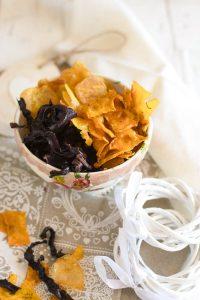 ricami di pasta frolla, ricette facili, ricette verdure, light antipasto