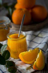 ricetta per la marmellata di arance, ricette per la dispensa, ricetta marmellata arance,