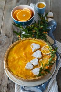 ricotta, arancia, ricette agrumi, ricette dolci, idee san Valentino