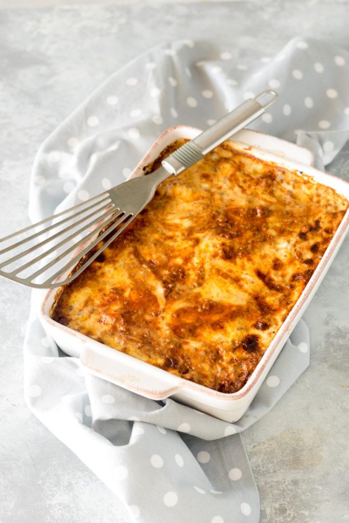 lasagne in forno con ragù