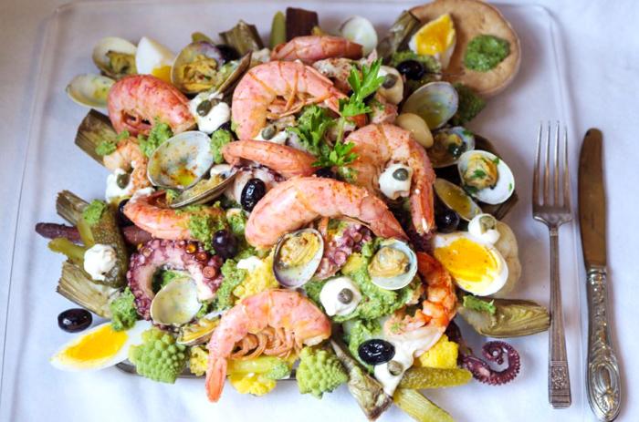 capponi magro ricetta di pesce